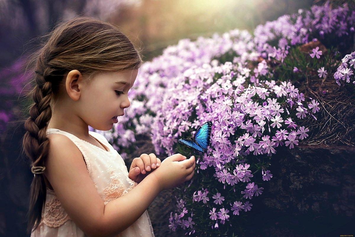 Красота детей картинки