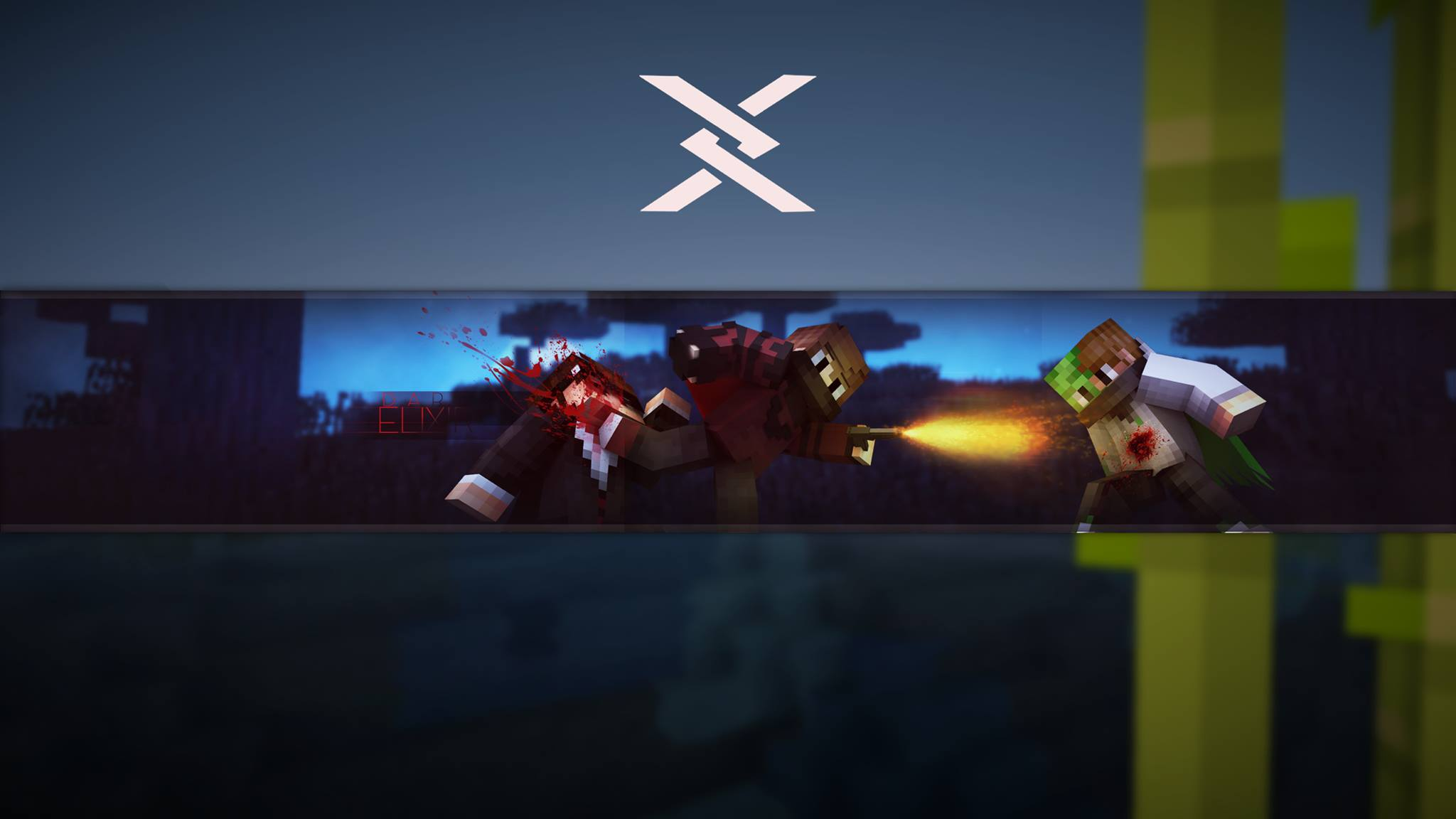 Minecraft Photo 2048 X 1152