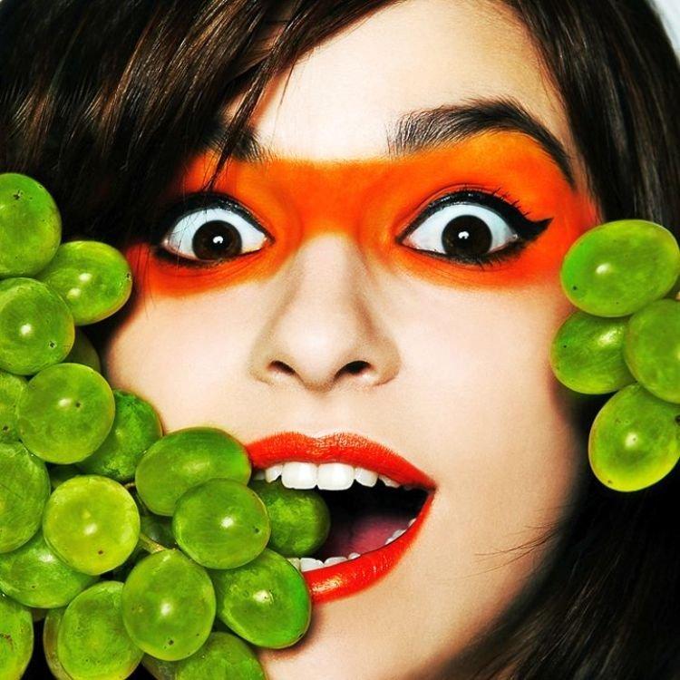 Фото с фруктами и ягодами идеи для фотосессии