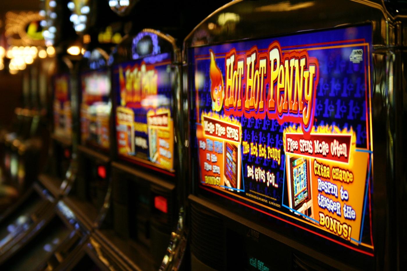 Игра казино онлайн демо