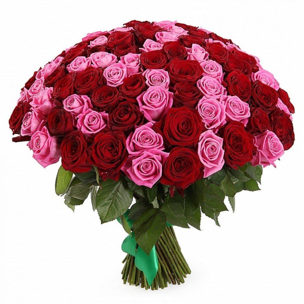 Большие букеты с роз заказать, цветы