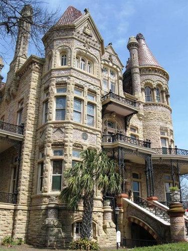 викторианская эпоха замки архитектура