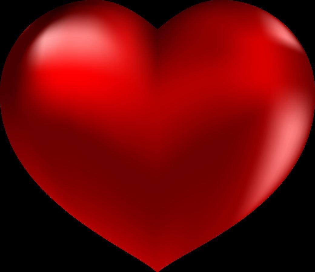 Красивые картинки большие сердца