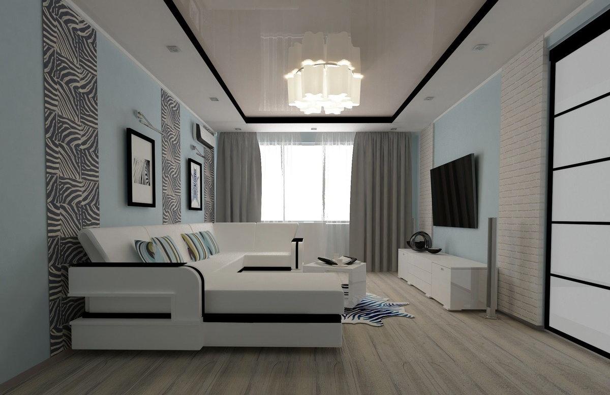 дизайн комнат хрущевок картинки