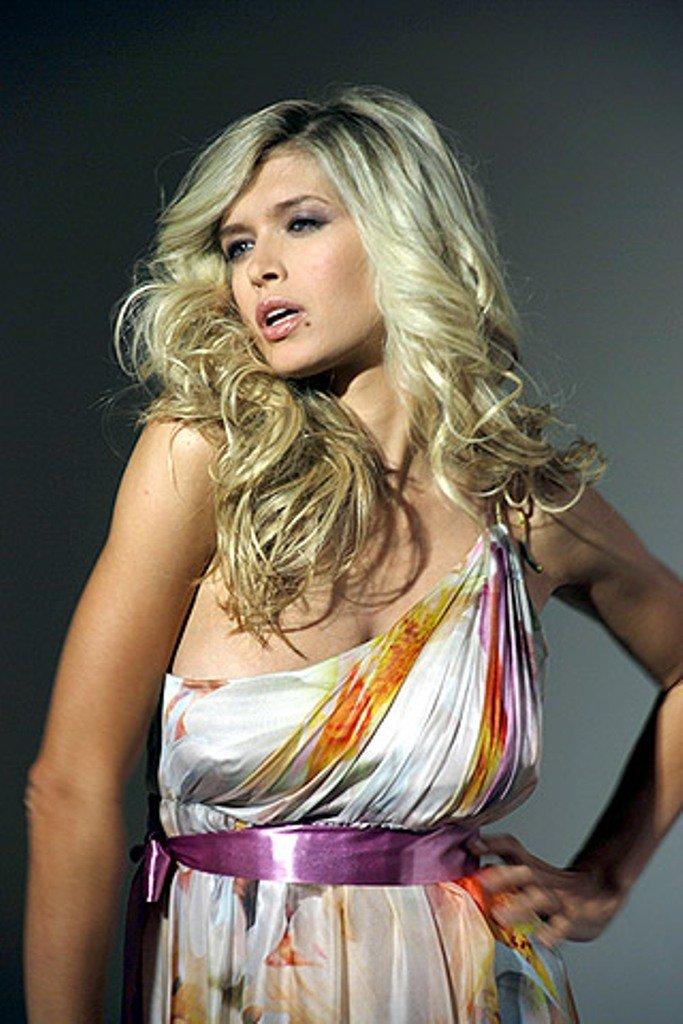 красивые фото русских звезд шоу бизнеса - 9