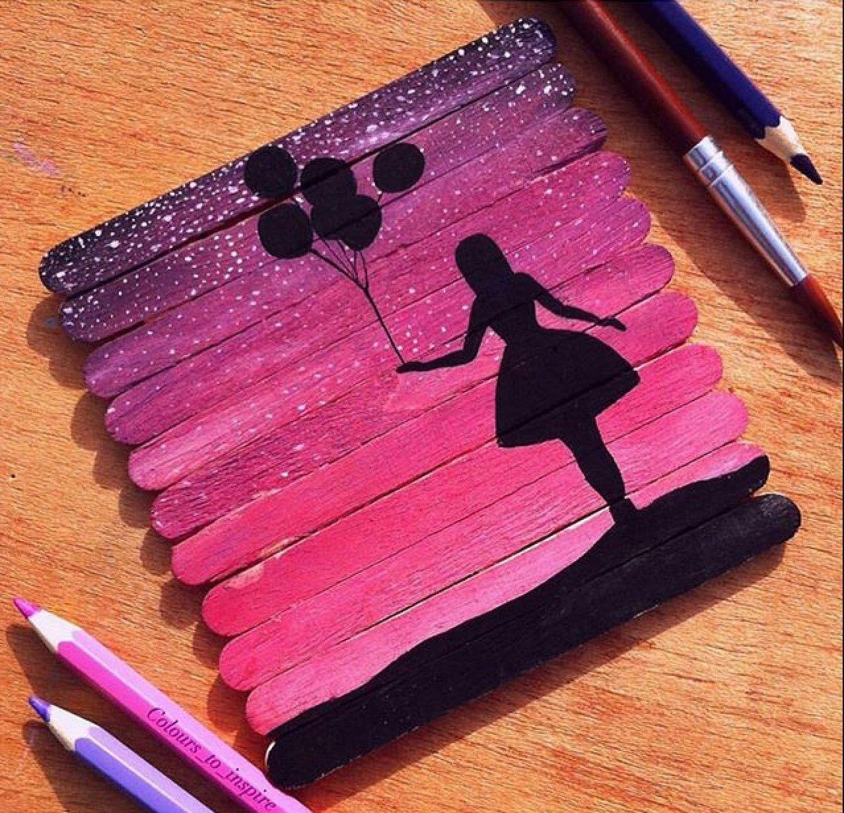 Как нарисовать красивую картинку своими руками, февраля поздравления
