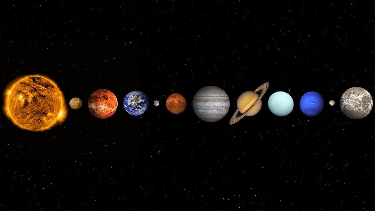 planets galaxy solar system star size - 1200×675