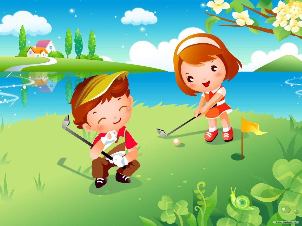 Картинки на спортивную тему для детей