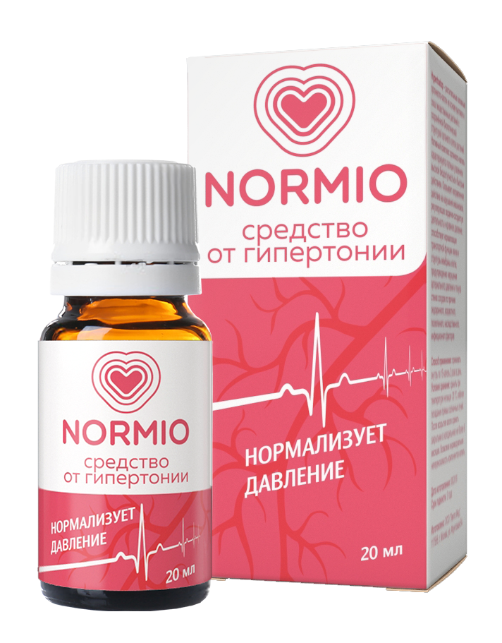 NORMIO от гипертонии в Томске
