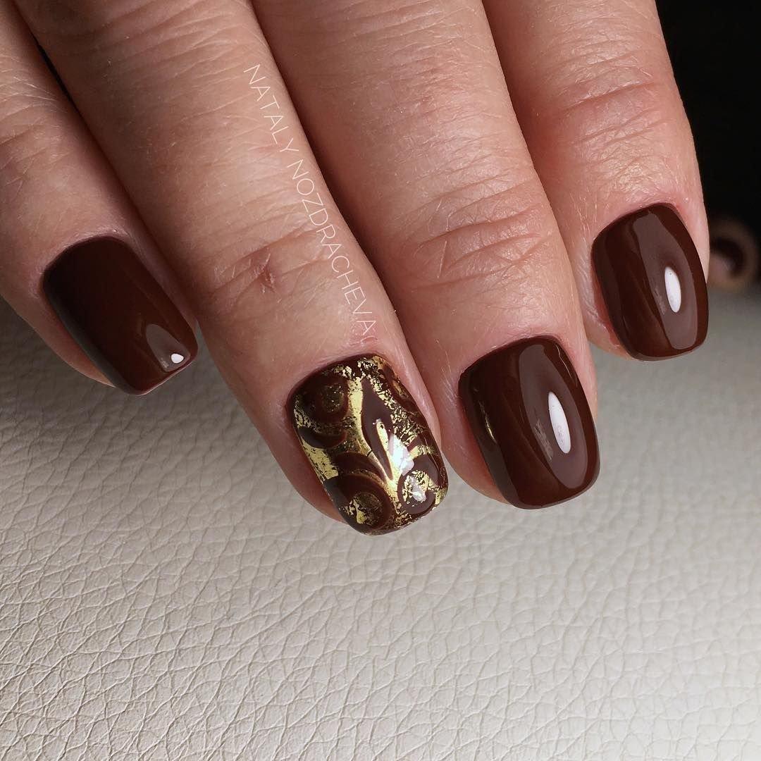 Ногти Телесного Цвета С Рисунком