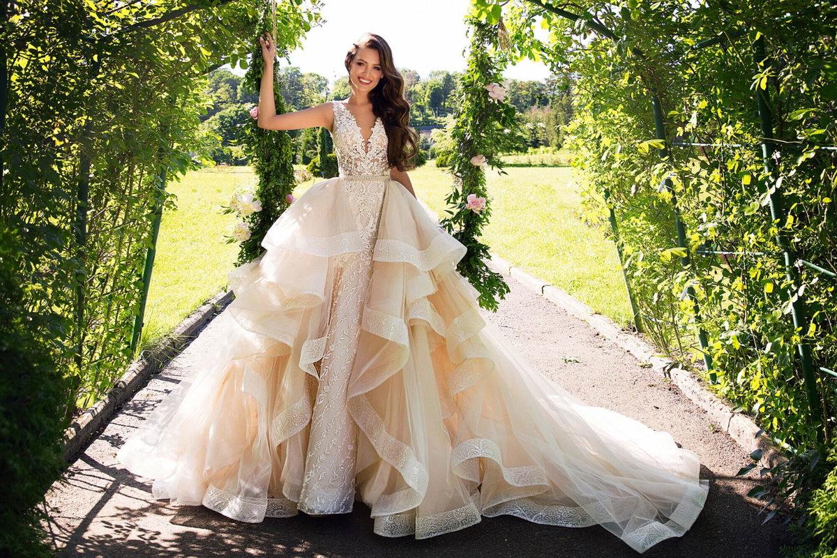 Картинки свадебными платьями