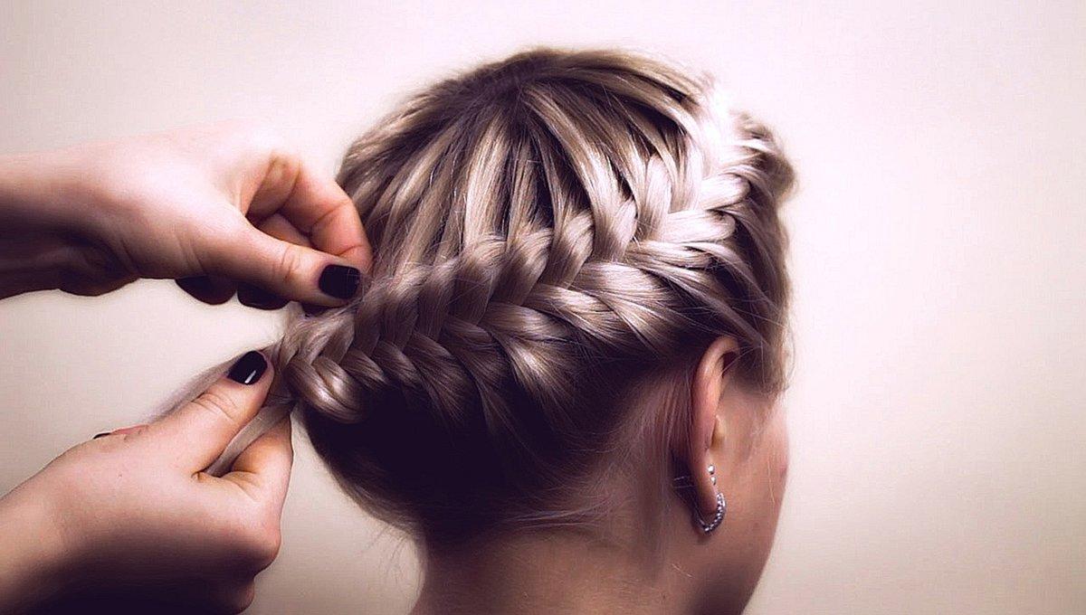 нарушениям косы что нового в плетение видео рука скользит под