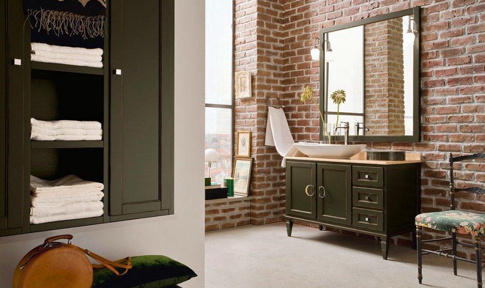 мебель для ванной комнаты дерево массив производят многие фабрики