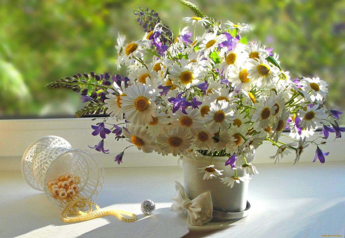 Картинка с днем рождения полевые цветы, вышивки новый
