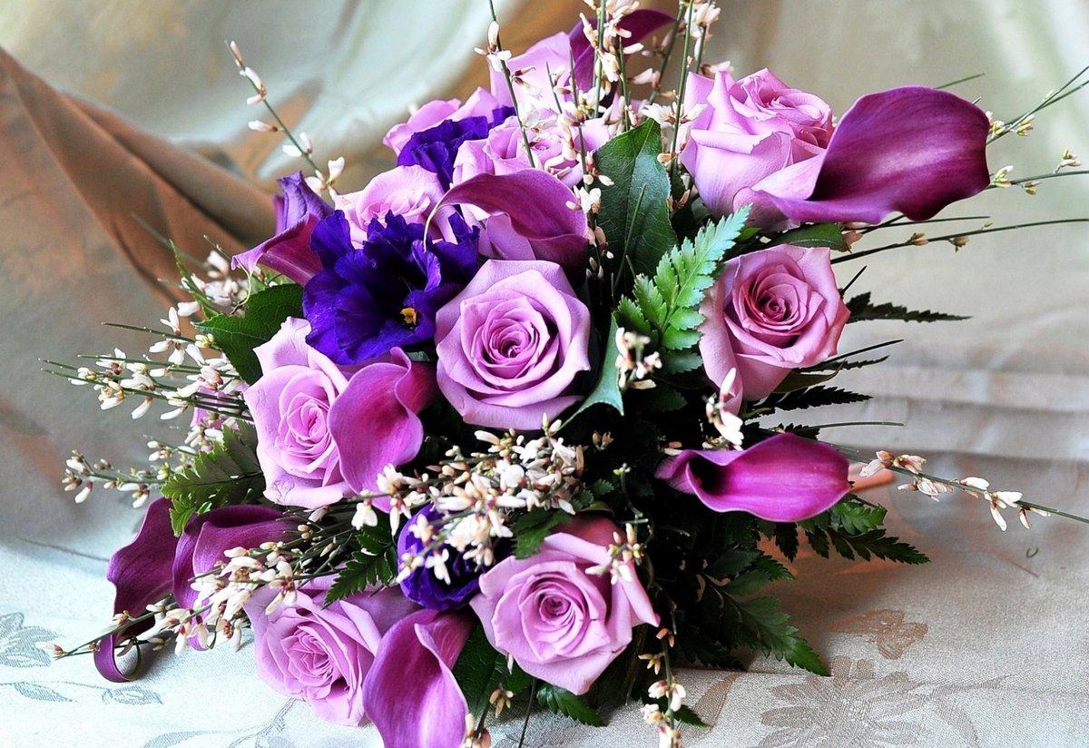 Своими, цветы картинки с др