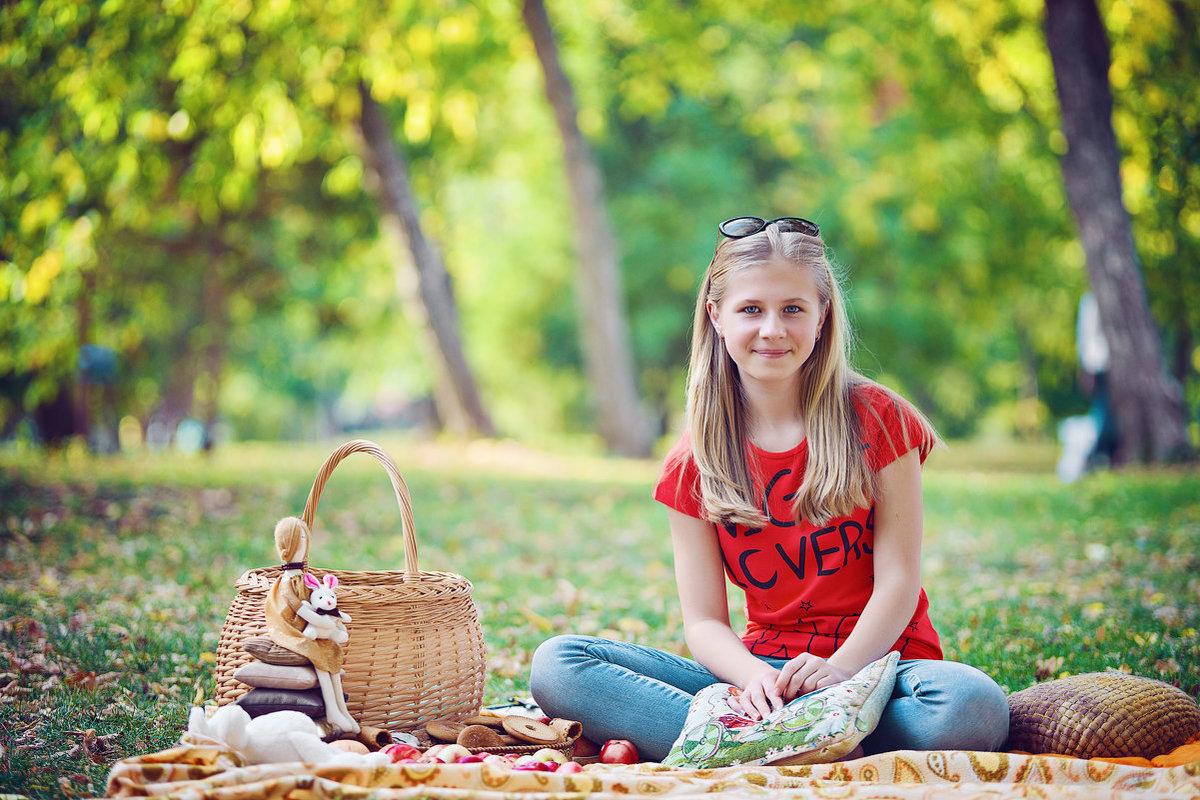 картинка пикник в парке поездки