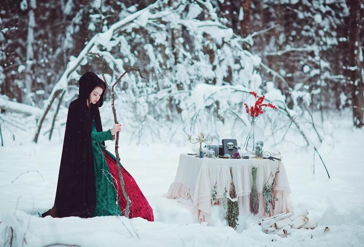 людей интересует, что нужно для зимней фотосессии обеспечите