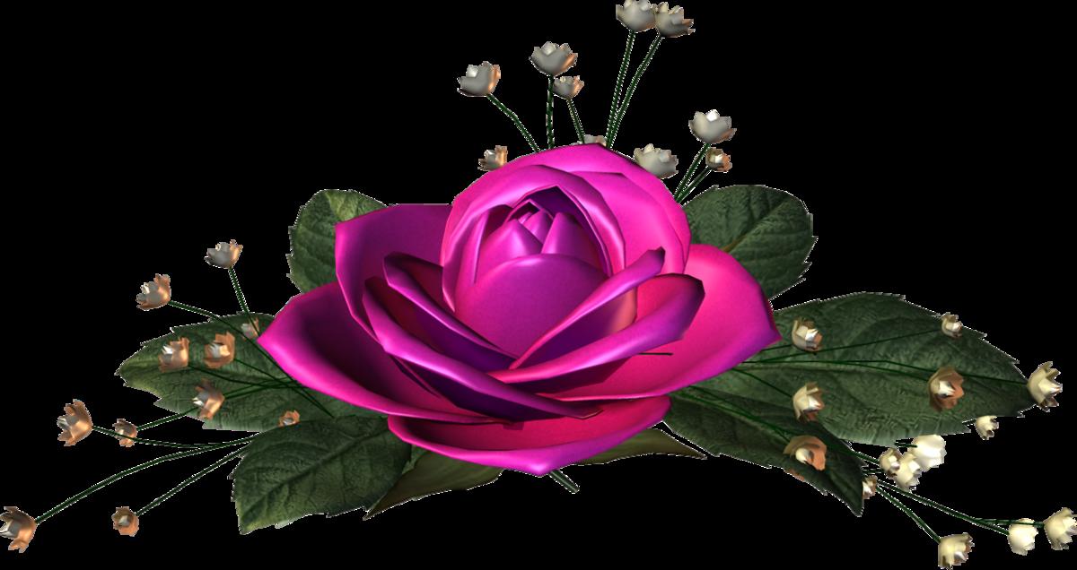 Картинка цветочек анимация