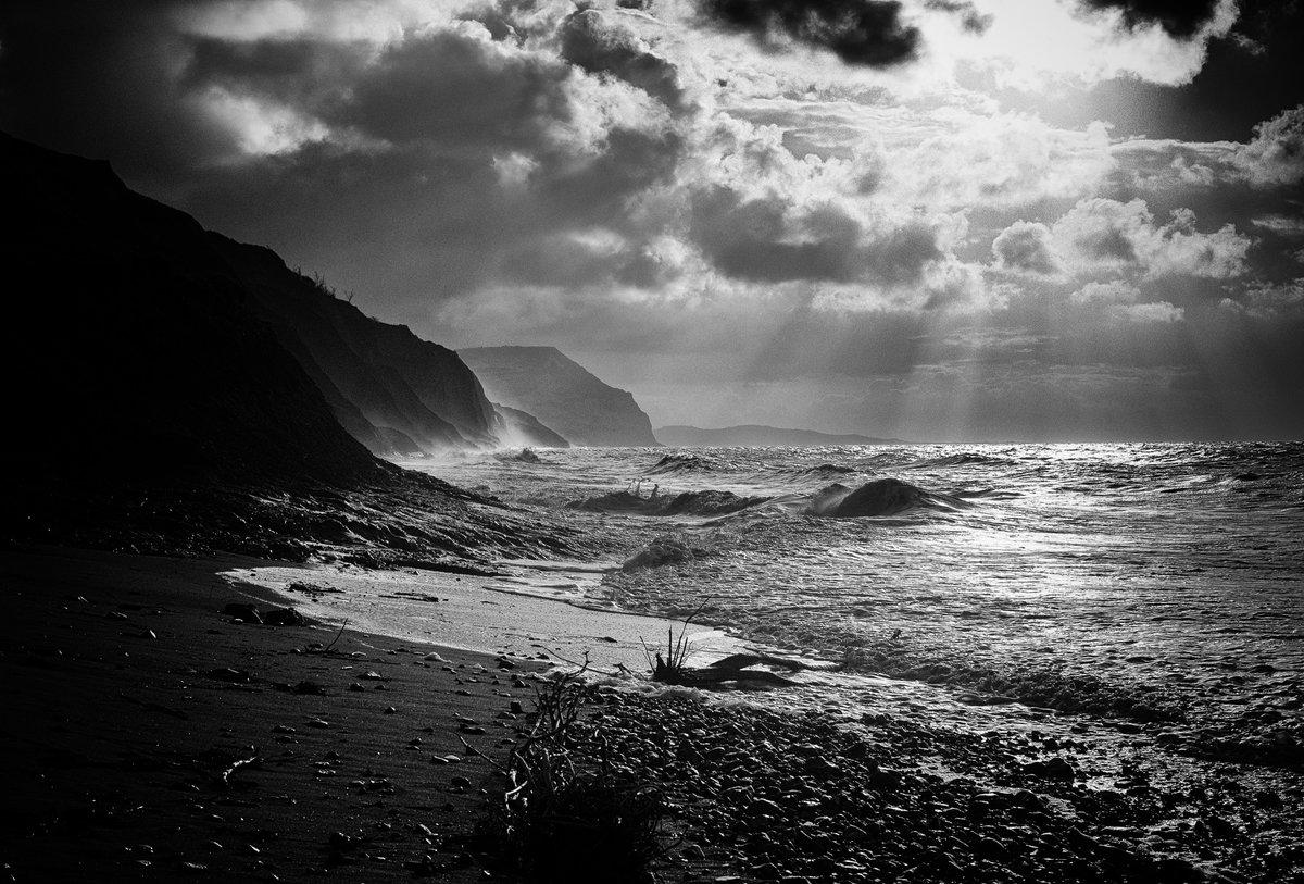 красивые черно белые пейзажи картинки вам