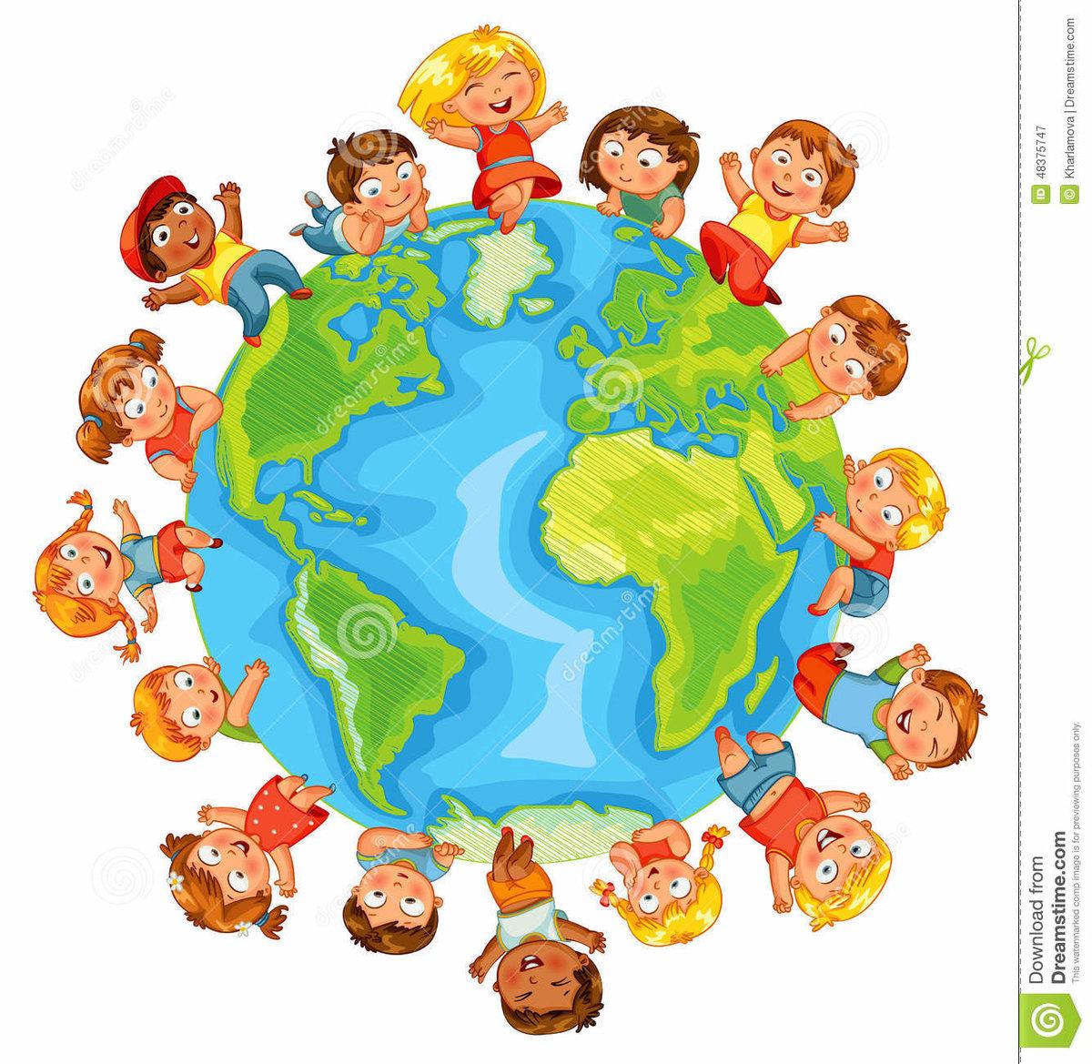 Международный день защиты детей – один из самых старых международных праздников.
