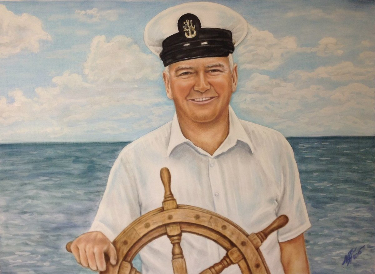 моряки картинка детям сорокалетием желаем