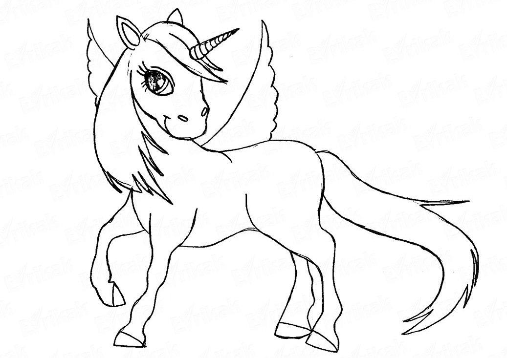 единорог рисунки карандашом поэтапно так взрослеть охота