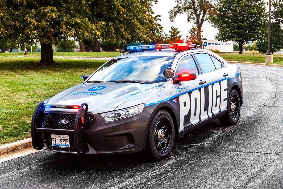 Картинка полицейского автомобиля