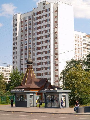 часовня святителя николая на бабушкинской