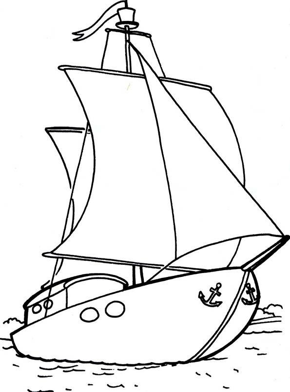 Корабли картинки для детей раскраски, лет мужчине