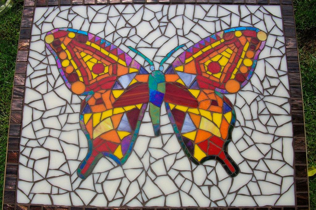 Картинки мозаика рисовать