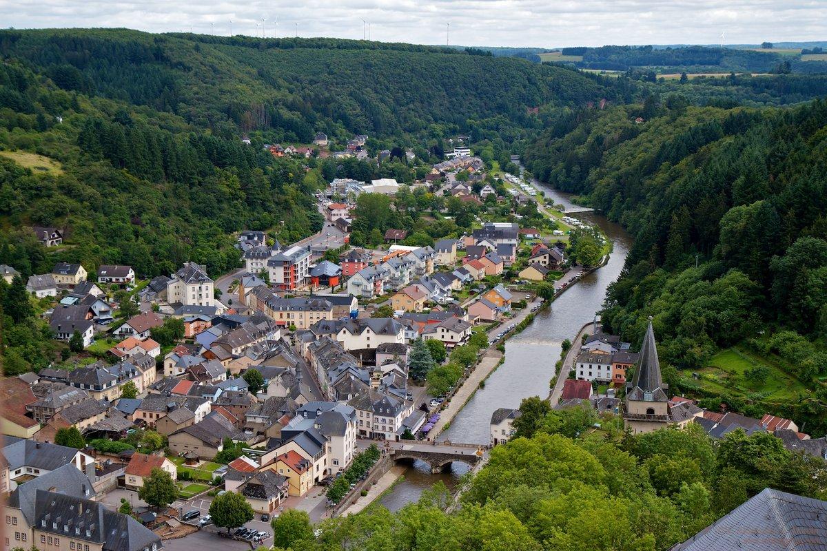 люксембург фото города станции башкирском городе