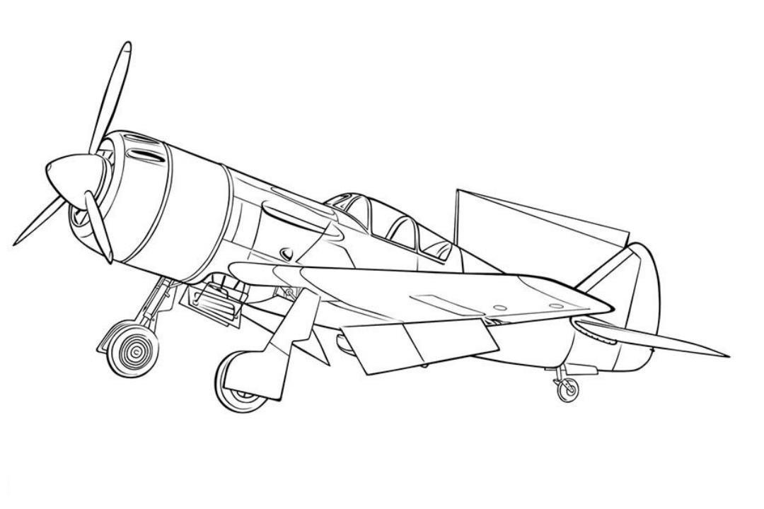 «Раскраски военные и пассажирские для детей самолеты ...
