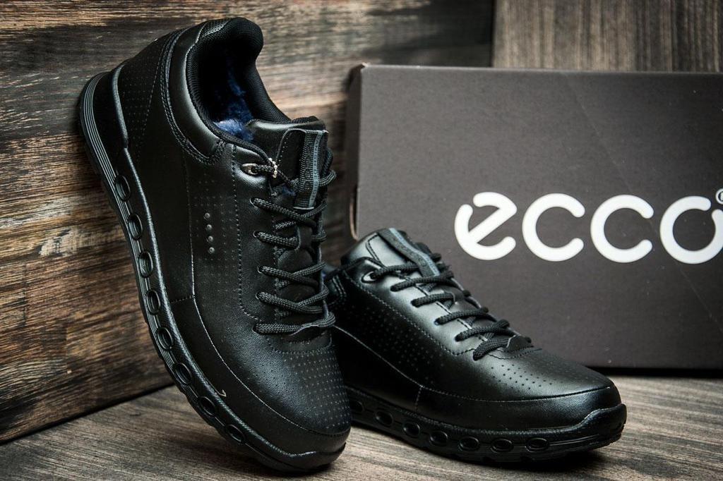 Кроссовки зимние Ecco N301 мужские в Шарыпове. Кроссовки зимние мужские  f7018c80680b3