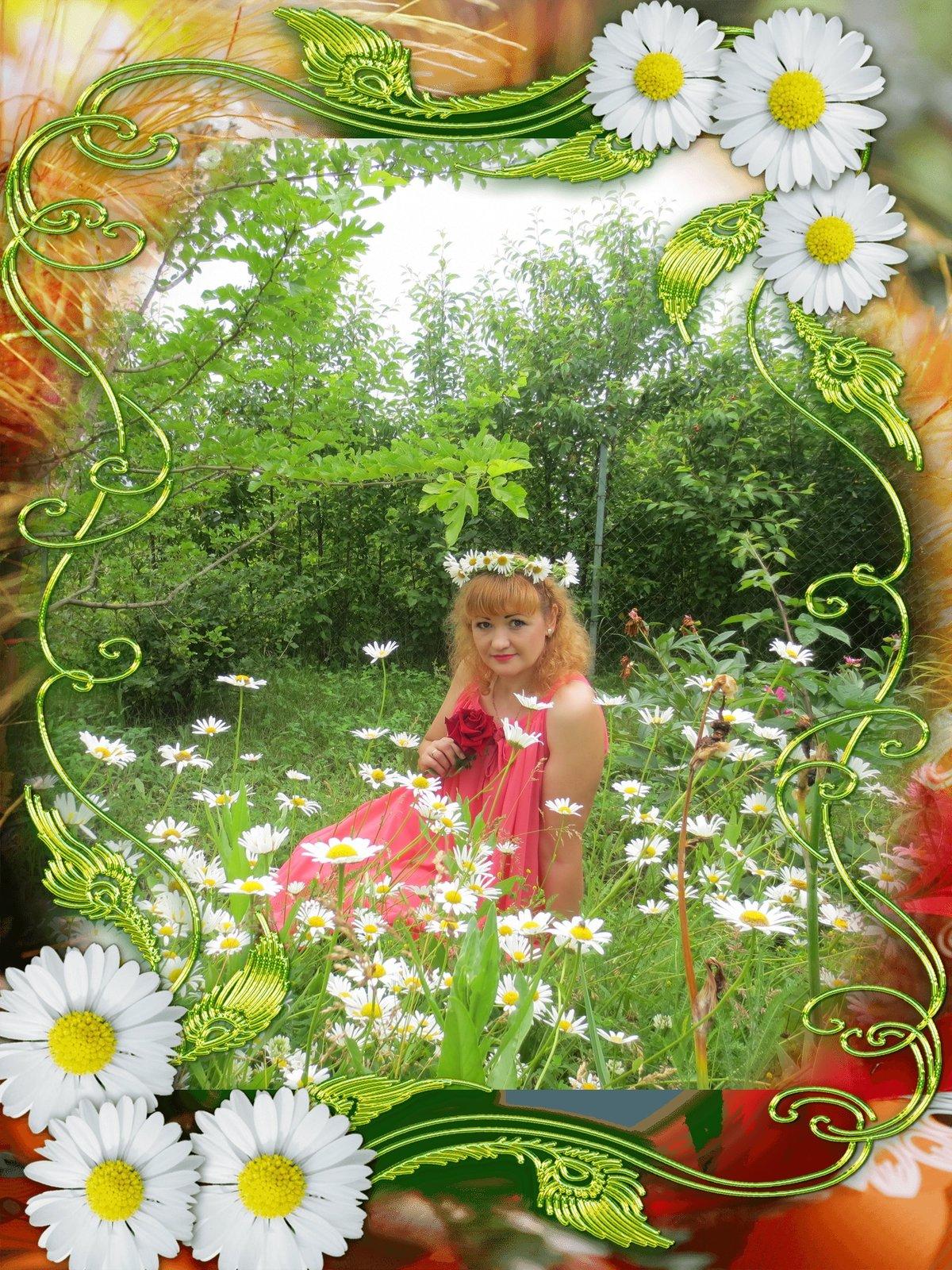 Вставить свое фото в картинку онлайн