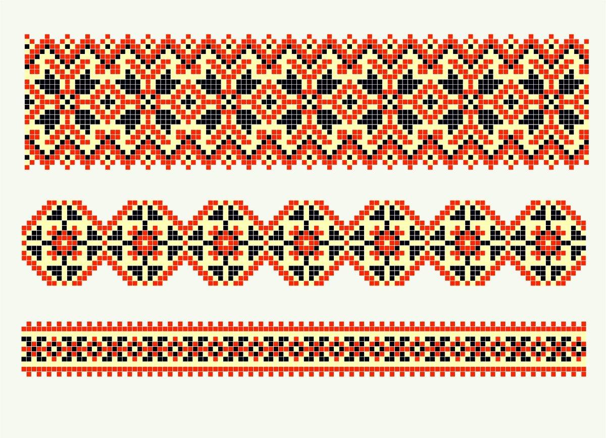 Молдавские орнаменты в картинках