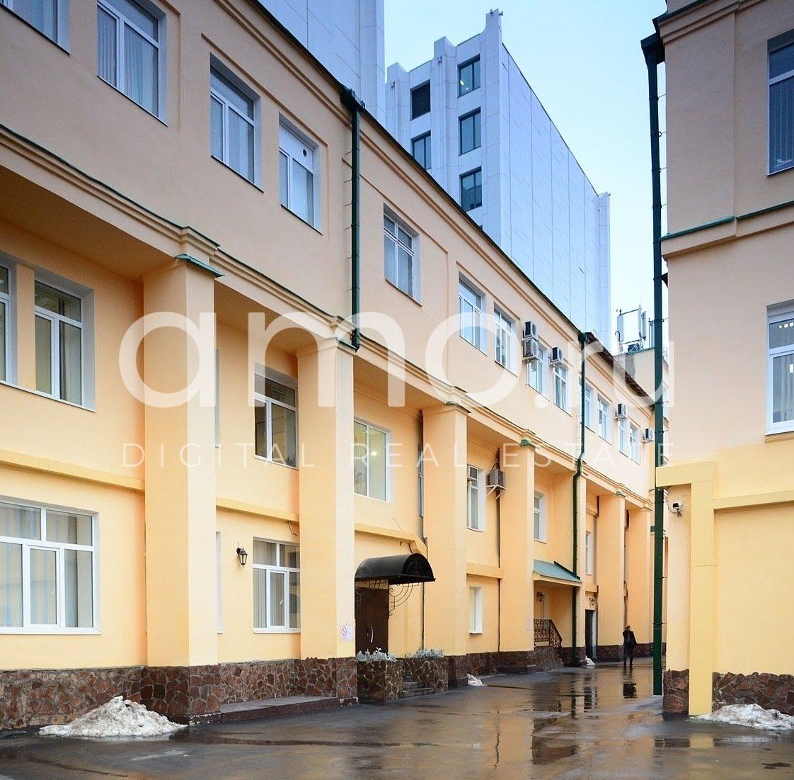 поиск офисных помещений Зои и Александра Космодемьянских улица