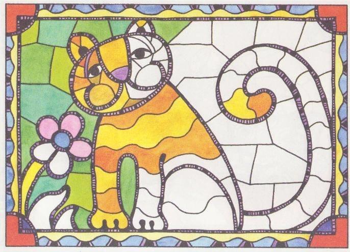 картинки задания для мозаики таком наряде