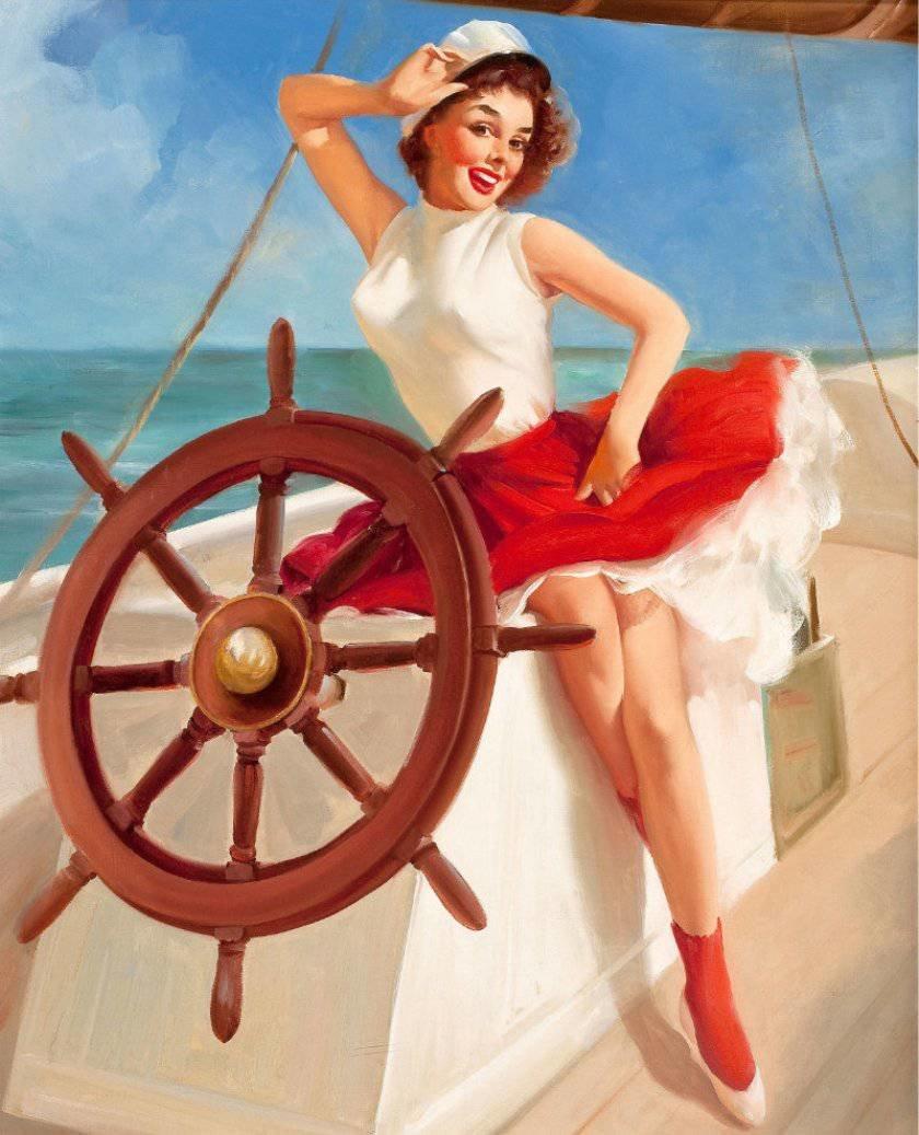 Открытки с морячкой, меня выходной смешная