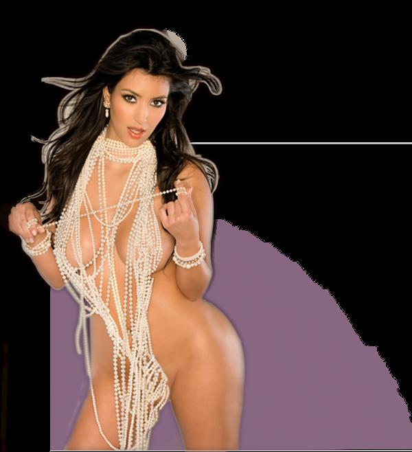 Kim kardashian naked vagina pics