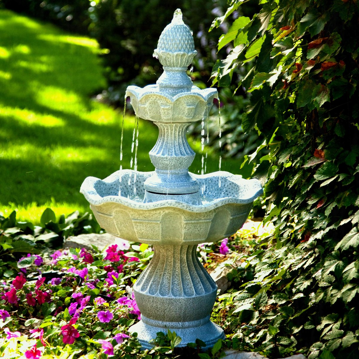 Небольшой фонтан картинки