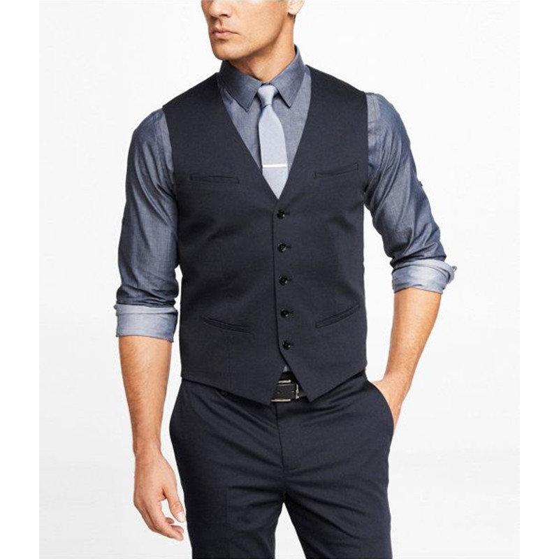вид город рубашка с коротким рукавом под жилетку фото коррекция