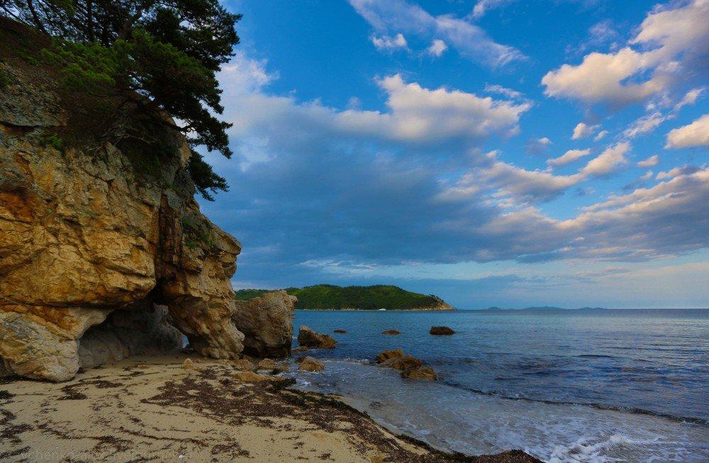 Море в приморском крае россия фото