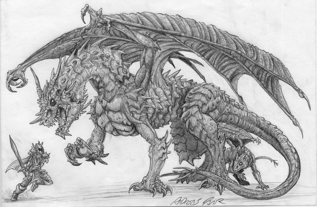 картинки драконов простых вид пирсинга считается