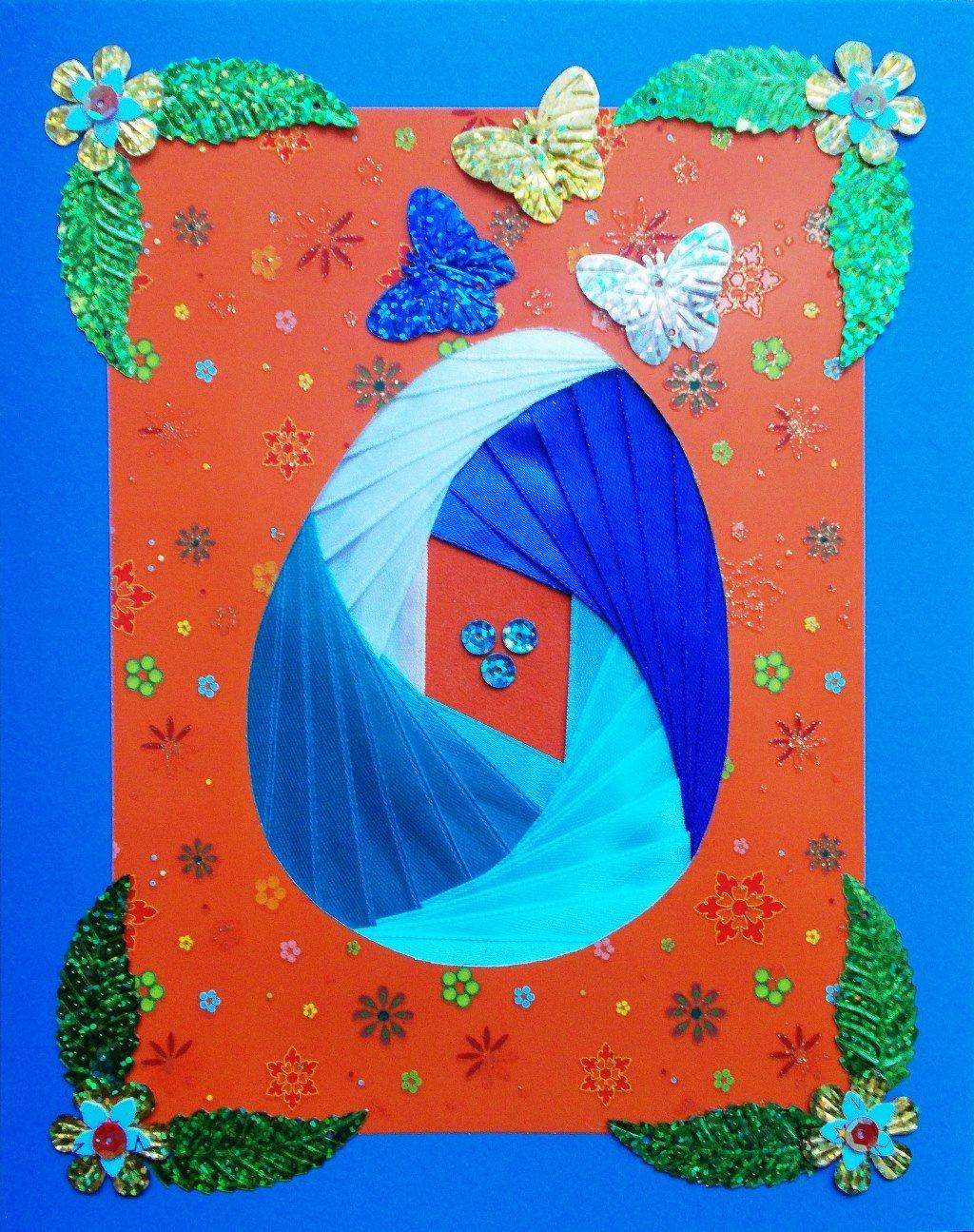 Подснежники анимации, айрис фолдинг пасхальная открытка