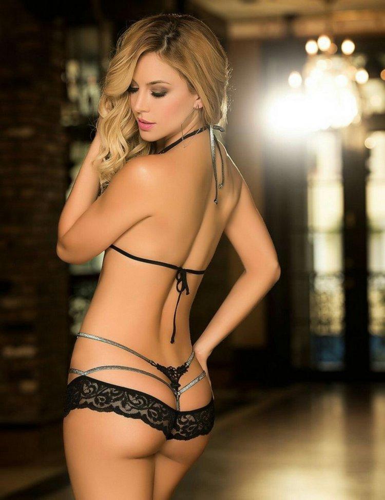 девушка в красивейшем нижнем белье онлайн - 2