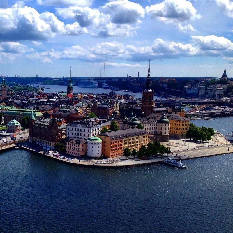 Финляндия в картинках и фото