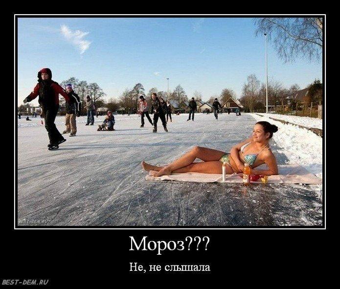 Прикольные картинке про мороз, праздник ноября открытка
