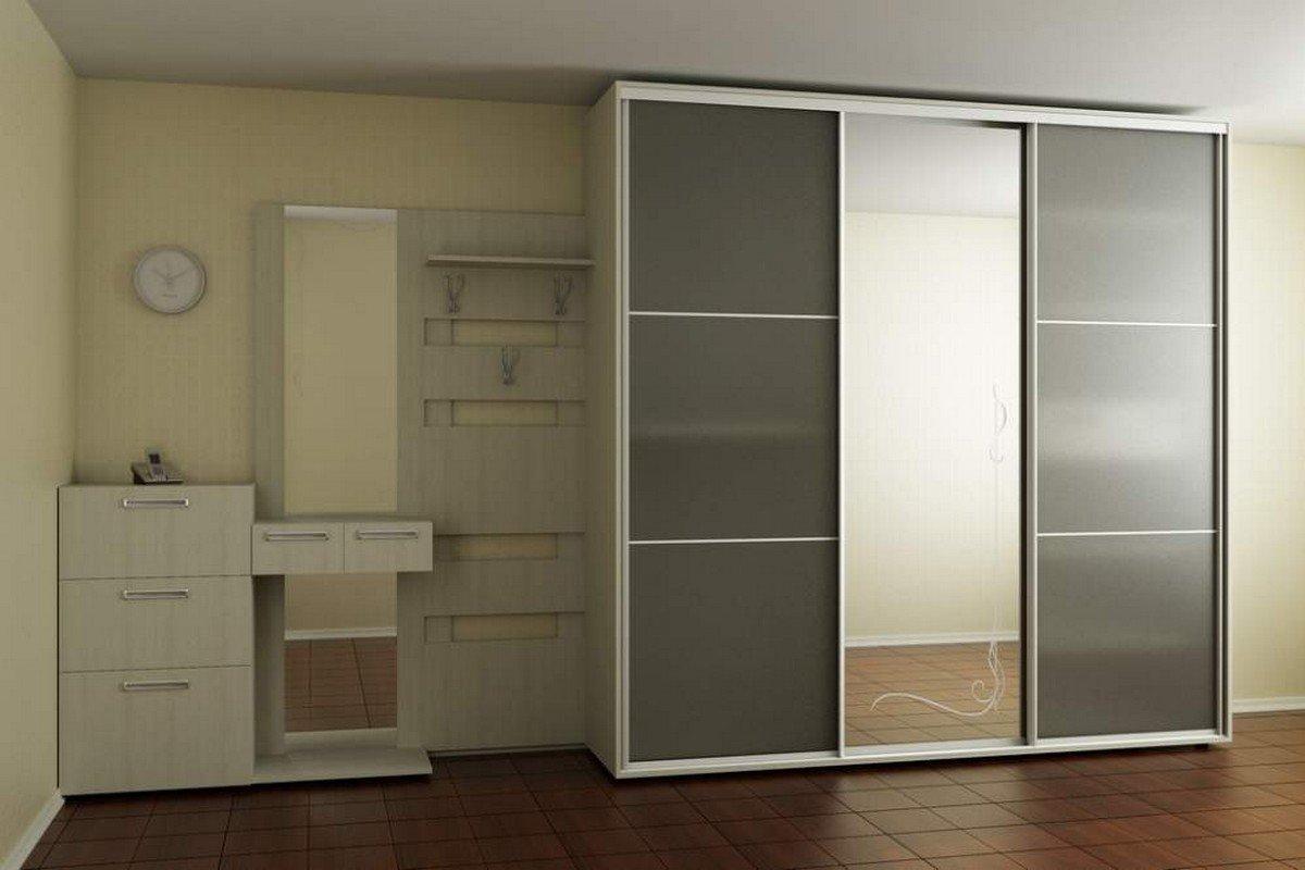 несколько картинки маленьких шкафов купе особенностях разных тканей