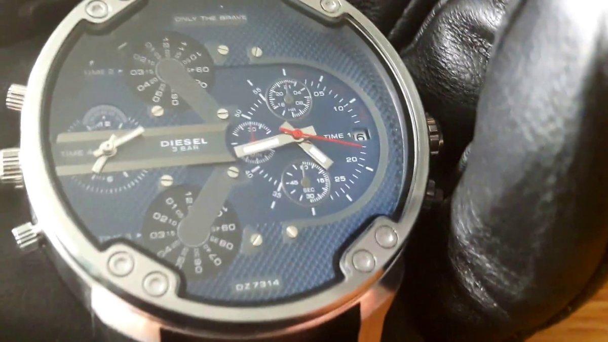 Часы Diesel Brave. Diesel brave часы мужские оригинал цена Купить со  скидкой -50% bc3f1eea4c2