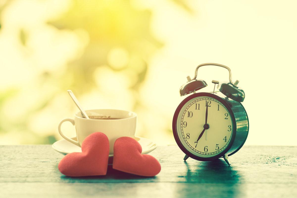 Доброе утро картинки время
